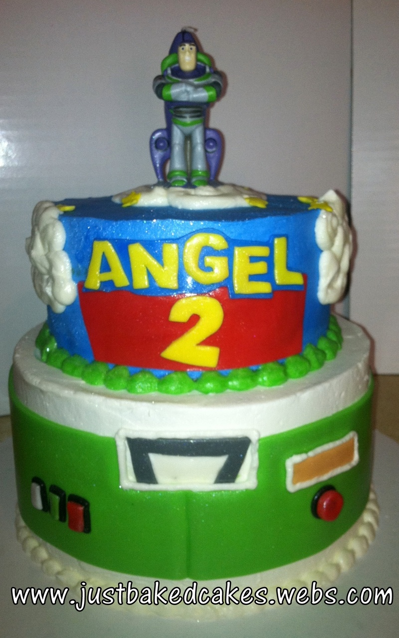 Just Birthday Cake