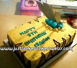 Stupendous Wolverine Themed Birthday Cake Personalised Birthday Cards Veneteletsinfo