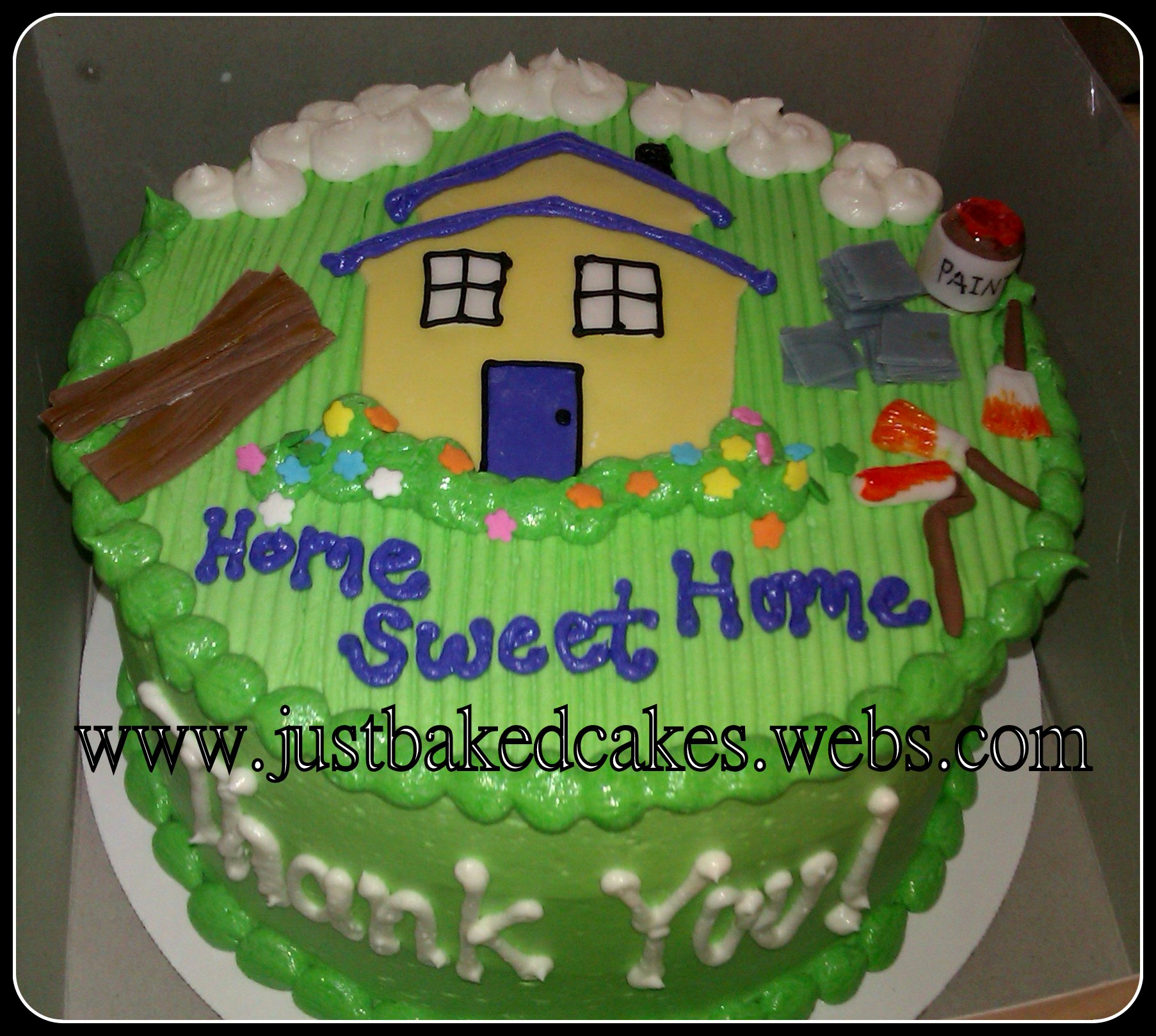 Housewarming Party Cake Images